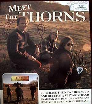 The Thorns Poster